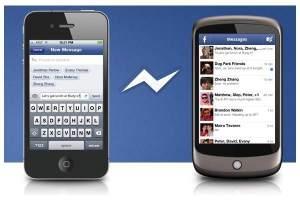 Estos son los cambios del messenger Facebook para iPhone
