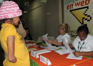 Alcaldía de Sucre realiza jornada de actualización de datos