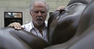 Fernando Botero regresa a Medellín para conmemorar sus 80 años de arte