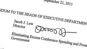 Así firma el secretario del Tesoro en EEUU (Foto+Practícala a ver si te sale)