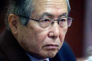 """Fujimori no entiende por qué """"sabotean"""" su indulto"""