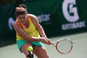 La décima Copa Gatorade de Tenis abrió el telón en Altamira (Fotos)