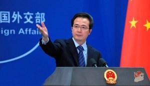 China desea a Chávez su pronta recuperación