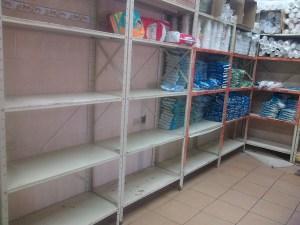Escasez se lleva hasta el detergente en polvo de los anaqueles