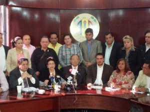 Diputados de la MUD: Sentencia del TSJ es prefabricada
