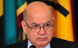 Diputados de la MUD no irán a la reunión con Insulza