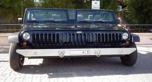 Automóviles que NO deseas: El Jeep siamés (que mal gusto)