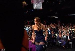 Dior aclara: Vestido de Jennifer Lawrence no se rompió