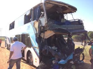 Doce muertos por choque múltiple en la Lara-Zulia (Fotos + Listado de víctimas)