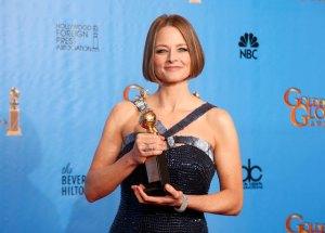 Jodie Foster hace público que es lesbiana en los Globos de Oro
