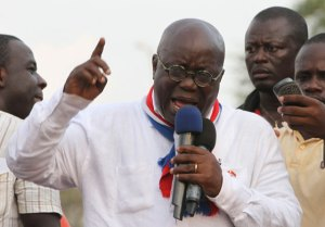 Presidente de Ghana asume un segundo mandato