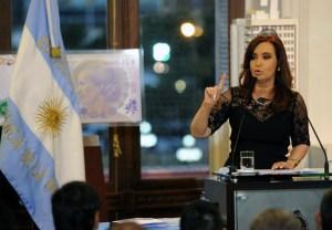 Cristina Kirchner emprende gira que incluye La Habana y países de Asia