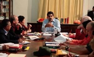 """Maduro dijo que Fedecámaras era """"pavosa"""" para el país"""