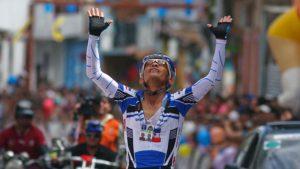 Manuel Medina ganó la novena etapa de la Vuelta al Táchira