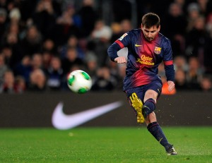 Blatter: Messi es el mejor futbolista del mundo