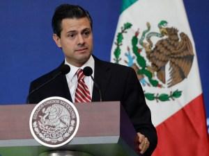Peña Nieto felicitó a Obama por su segundo mandato
