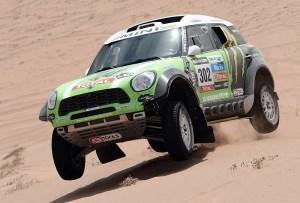 Peterhansel ganó la edición del Dakar 2013