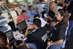 PoliChacao realiza operativo para facilitar pago de impuesto de vehículos