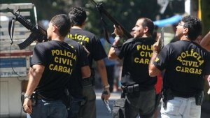 Detienen en Brasil a un peligroso traficante de armas