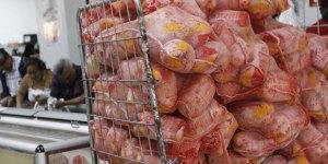 Guardia Nacional incautó 90 mil kilos de pollo en Zulia