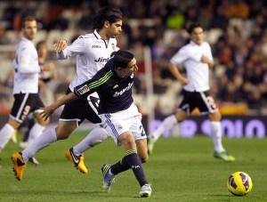 Real Madrid humilló al Valencia