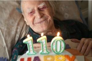 Muere el hombre más longevo de Reino Unido a los 110 años