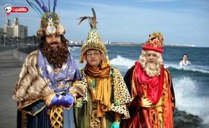¡Se adelantaron los Reyes Magos!