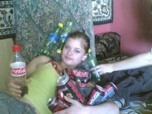 Estas son las WTF fotos del día: De rusas que se creen modelos