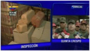 Autoridades han inspeccionado 70 comercios en el mercado de Quinta Crespo (Fotos)