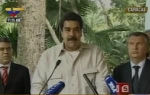 Maduro recibió una carta de Vladimir Putin para Chávez (Video)