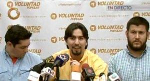 A Freddy Guevara le quieren serruchar la silla (Video)