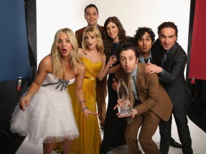 Así bochinchó el elenco de The Big Bang Theory en los People´s Choice (hola Bernadette grrr)