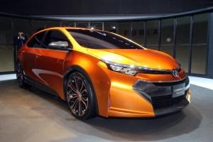 Automóviles que deseas: Toyota Corolla Furia (concepto + UFFF)