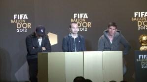 Messi en la cima, otra vez (Video)