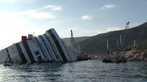 A un año del naufragio del Costa Concordia (Video)