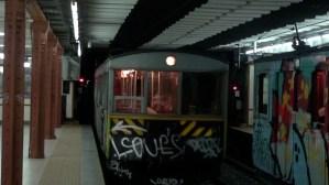 Metro argentino de luto (Video)