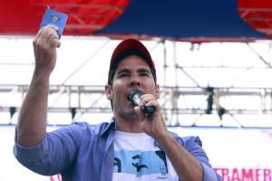 Winston Vallenilla: Soy Chavista de corazón