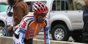 Yeisson Delgado se alzó con el trunfo de la Vuelta al Táchira