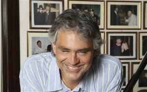 El nuevo disco de Andrea Bocelli sale a la venta a finales de enero