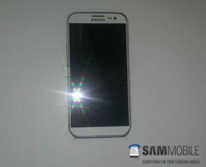 ¿Esta es la primera foto del Samsung Galaxy S IV?