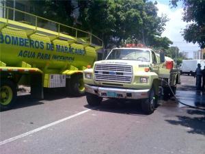Sancionan a 600 empresas  por incumplir normas de prevención de incendios en Zulia