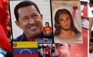 ¿Aumenta el culto a la imagen de Chávez en Venezuela?