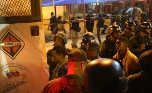 Fiscalía supervisó traslado de los internos de Uribana