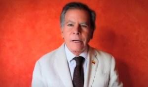 Un cafecito con Diego Arria: Chávez ya no es el problema