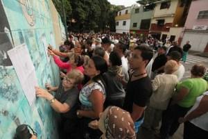 Súmate exige al CNE que se celebren las municipales