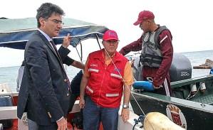 Italia agradece las labores de búsqueda de avioneta desaparecida