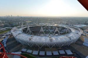 El Parque Olímpico de Londres se prepara para una nueva vida