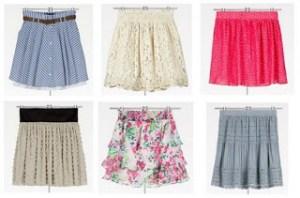 ¿Qué tipo de falda es ideal para ti?