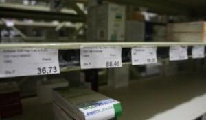 Aspirina, Glucofage y Atamel desaparecieron de farmacias
