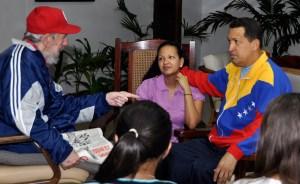 EFE: Chávez y Castro, dos enfermedades misteriosas sin comentarios presidenciales